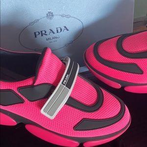 Prada sneakers woman